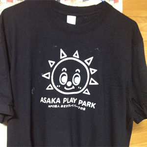 Tシャツ自作