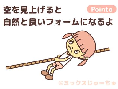 綱引きポイント