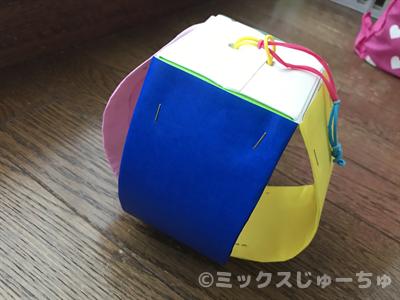 折り紙のヨーヨー